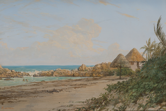 , 'Evening Light in the Tropics,' 2014, Rehs Contemporary Galleries