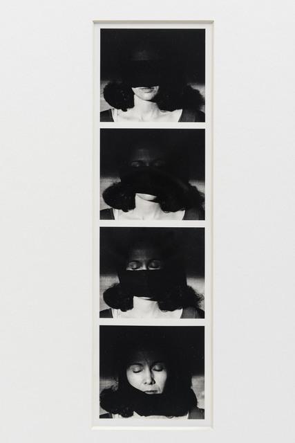 , 'Aos poucos, from Fotopoemação series,' 1976, Bergamin & Gomide