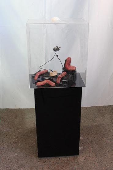 , 'Salchichas,' 2016, Barro Arte Contemporáneo