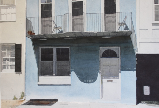 , 'Sixteen Broad St.,' 2012, Grenning Gallery