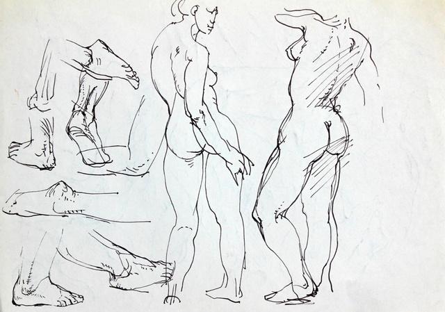 , 'Nudes,' ca. 1980, Gallery Katarzyna Napiorkowska | Warsaw & Brussels