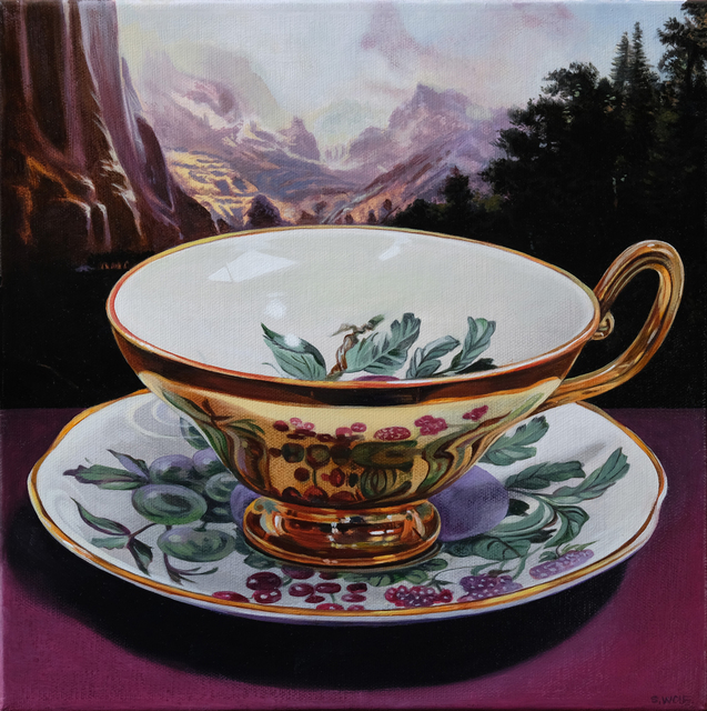 Sherrie Wolf, 'Teacup 3', 2019, Arden Gallery Ltd.