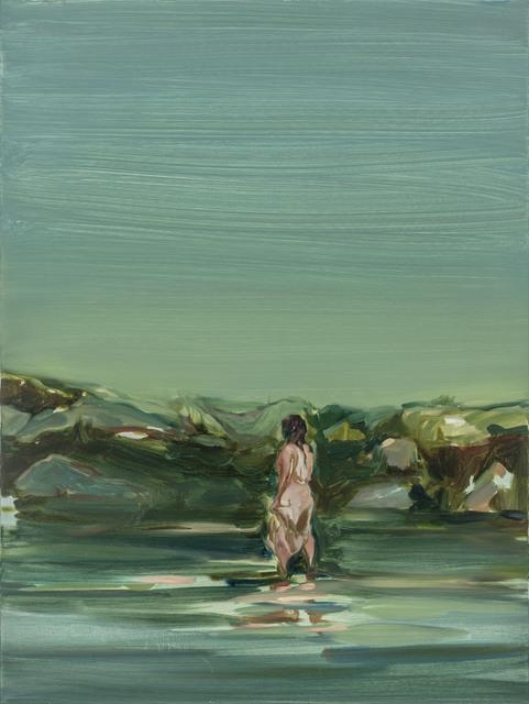 , 'Enough Away,' 2014, LE Gallery