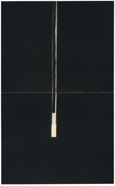 Chu Weibor, 'Break Through', 1998, Mixed Media, Cotton, Asia Art Center