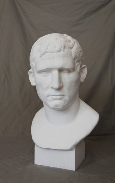 , 'Bust of Agrippa,' 2014, Eternal Art Space
