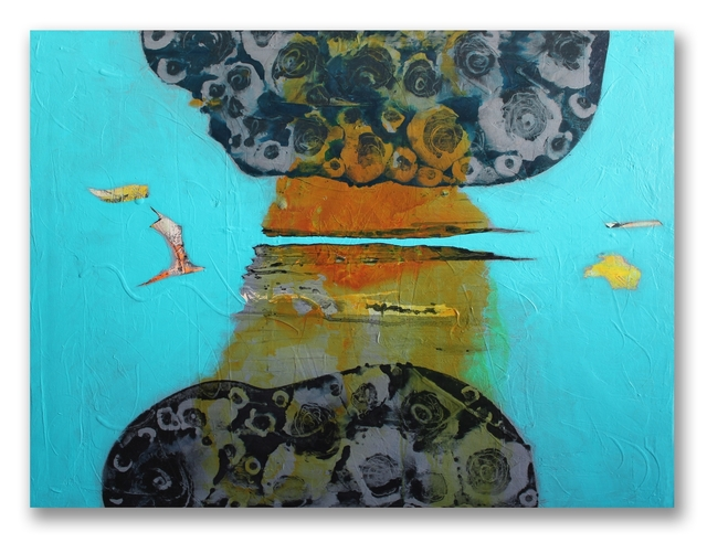 Mark Erickson, 'Sea Cliffs', 2017, Frederick Holmes and Company