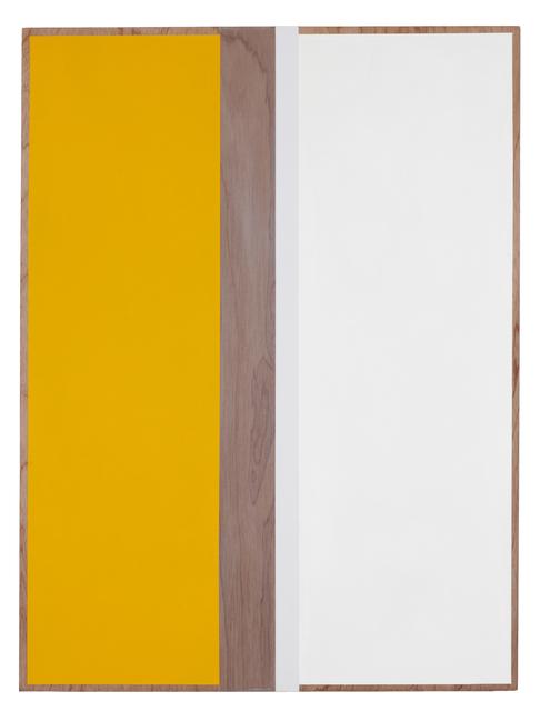 , 'Seam 2,' 2011, Liverpool Street Gallery