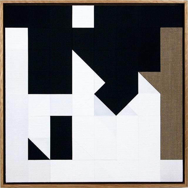 , 'Chess Painting No. 6 (Duchamp vs. Schroeder, New York City, 1922),' 2011, Francis M. Naumann Fine Art