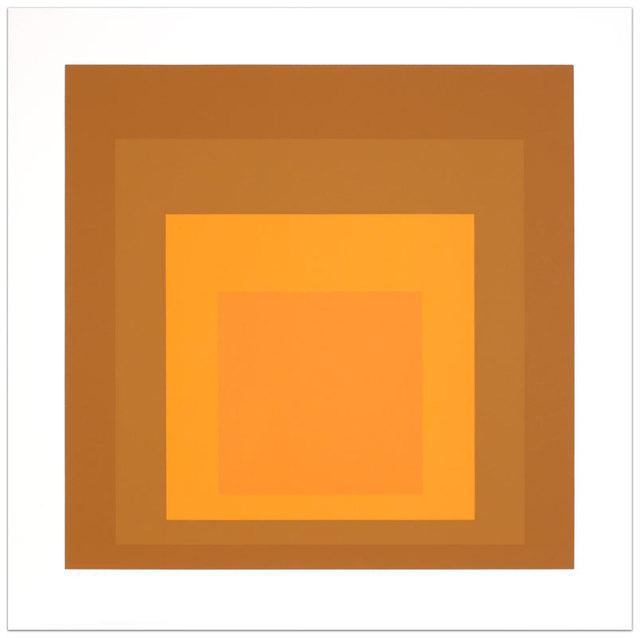Josef Albers, 'SP XI', 1967, Upsilon Gallery