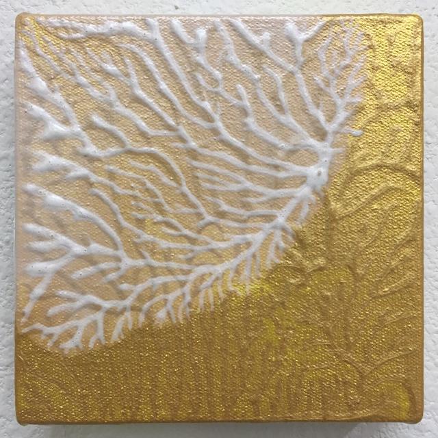 , 'Gold Amuse-Bouche,' 2016, LAUNCH LA