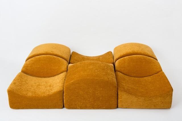 , 'Asmara Modular Sofa,' 1967, Demisch Danant