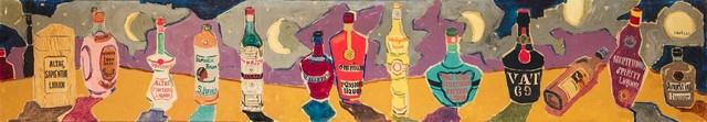 Angelo Savelli, 'Liquor bottles', 1945/'50, Finarte