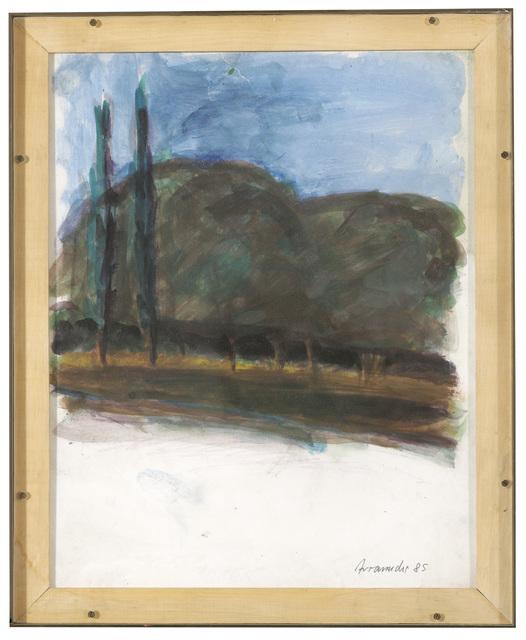, 'Landscape,' 1985, Galerie Bei Der Albertina Zetter