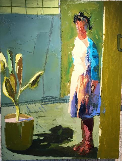 , 'Gateway,' 2018, Sue Greenwood Fine Art