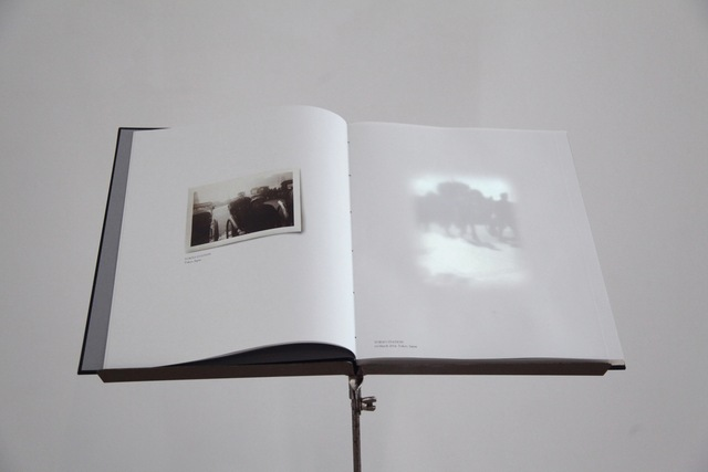 Ken Matsubara, 'Tokyo Station', 2014, Mixed Media, Music stand, movie, 10 Chancery Lane Gallery