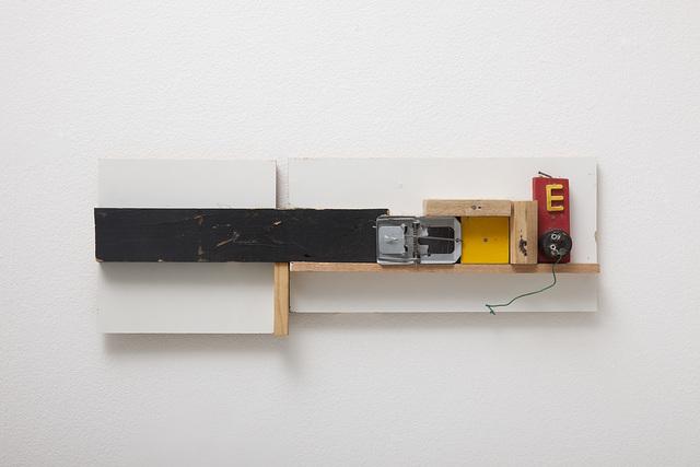 , 'Mousetrap,' 2014, Galeria Millan