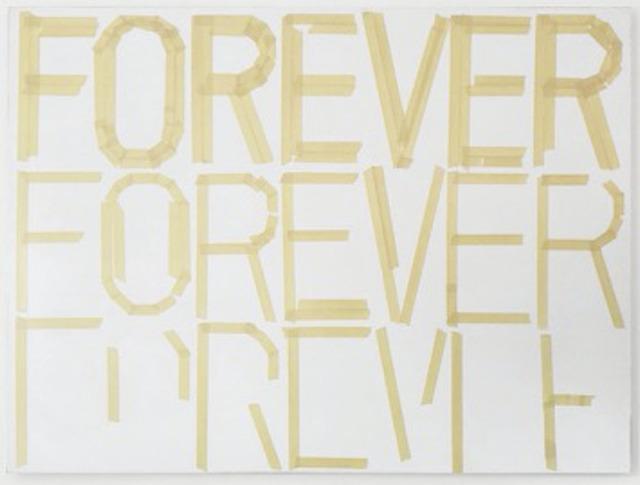 Matthew Heller, 'Forever', 2017, Heather Gaudio Fine Art