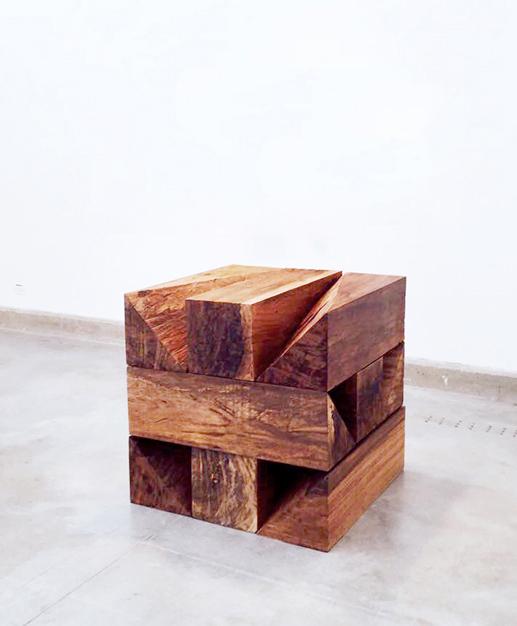 , 'Rethinking Carl Andre TRABUN (1977) II,' 2015, Casado Santapau