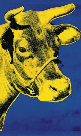 , 'CowII.12,' 1971, Hamilton-Selway Fine Art