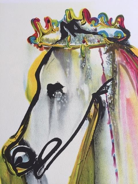 Salvador Dalí, 'Caligula', 1983, ByNewArt
