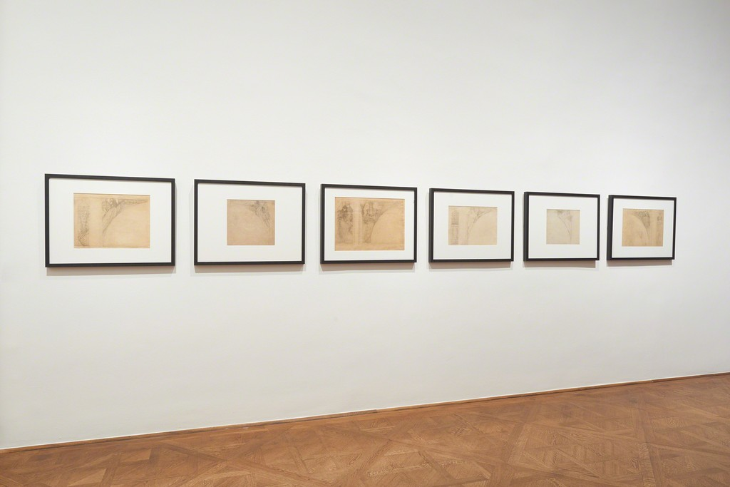 "Exhibition view ""Klimt and the Ringstrasse"" Photo: Eva Würdinger, © Belvedere, Vienna"