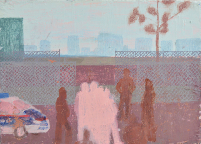 , 'untitled,' 2018, Kolja Kramer Fine Arts