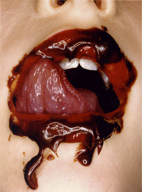 , 'Chocolate Mouth, New York,' 2000, Pace/MacGill Gallery