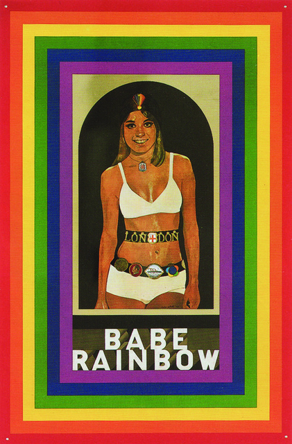 , 'Babe Rainbow,' 1968, Sims Reed Gallery