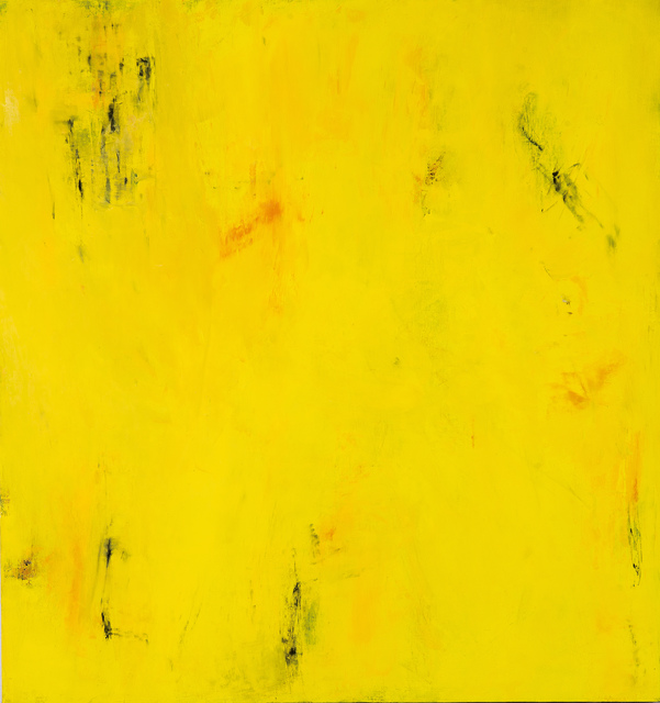 , 'Yellow,' 2015, Kourd Gallery
