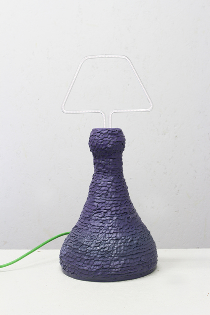 , 'One of Three Lamps,' , Playground Detroit