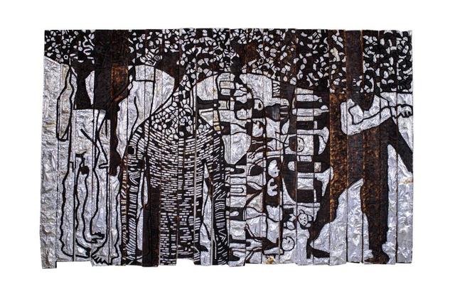 , 'Black, White and Nude,' 2018, Kristin Hjellegjerde Gallery