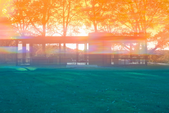 James Welling, '8167', 2006, Photography, Epson 3880 print on Hahnemühle paper, The Glass House