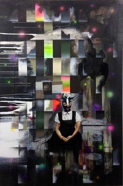 , 'R.E (Ray),' 2015, Anna Jill Lüpertz Gallery