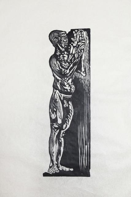 Leonard Baskin, 'Self Portrait', ca. 1950, RoGallery