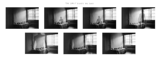 , 'The Spirit Leaves the Body,' 1968, Pace/MacGill Gallery
