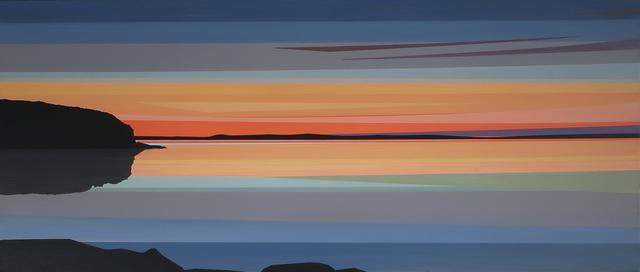 Greta Van Campen, 'Sunrise, Islesboro', 2018, Center for Maine Contemporary Art (CMCA) Benefit Auction