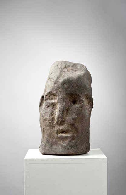 James Brown, 'Tête', 1993, Galerie Lelong & Co.