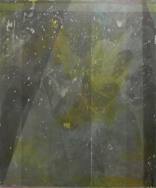 , 'Les forces en présence5,' 2018, Isabelle Gounod