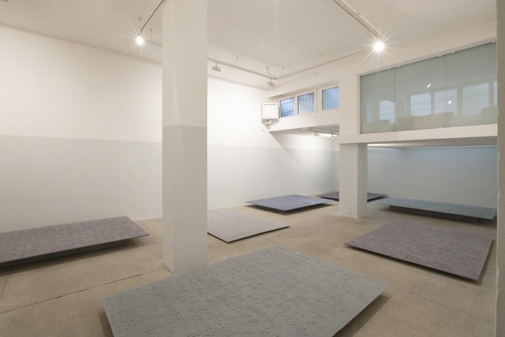 Barbara Bloom, 'The Weather', 2015 - Installation View at Galleria Raffaella Cortese, Milano - Photo: Lorenzo Palmieri