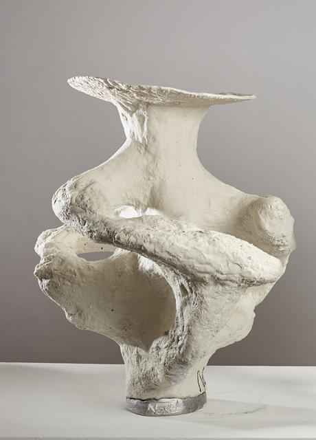 Johannes Nagel, 'White Twist', 2018, Sculpture, Porcelain, Brutto Gusto