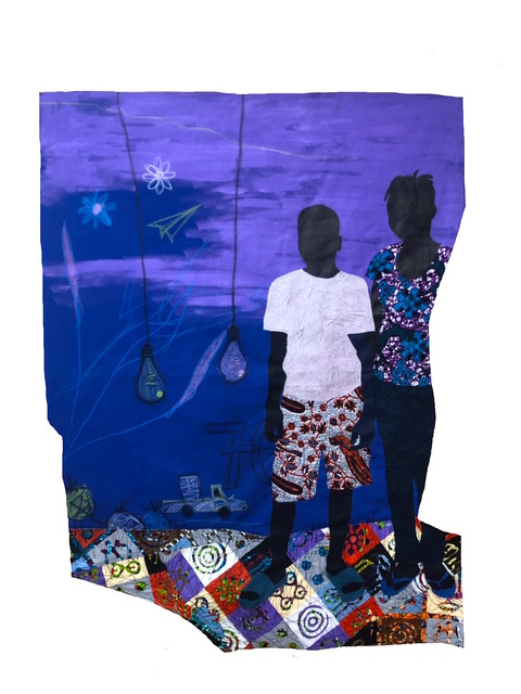 Raphael Adjetey Mayne, 'Nii and Naa', 2019, Gallery 1957