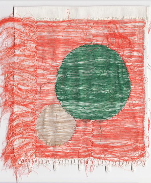 , 'Untitled,' 2016, Davis & Langdale Company, Inc.
