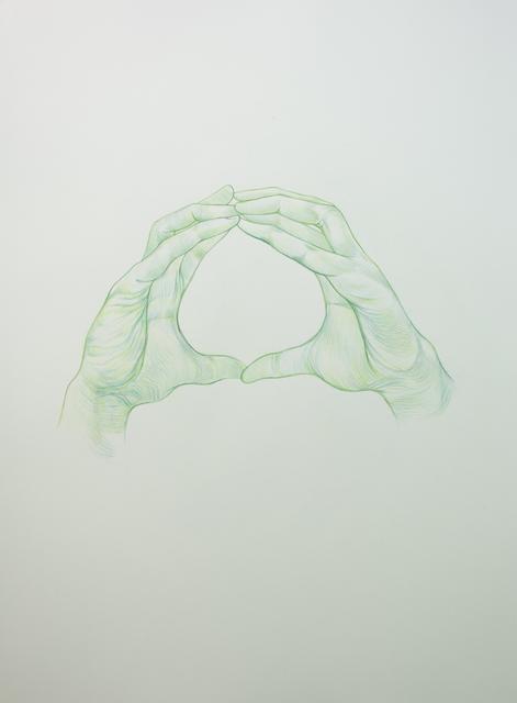 , 'HDWTTTD (O),' 2011, Galerie D'Este