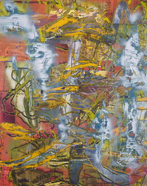 , 'IIRTC2`,' 2018, Maybaum Gallery