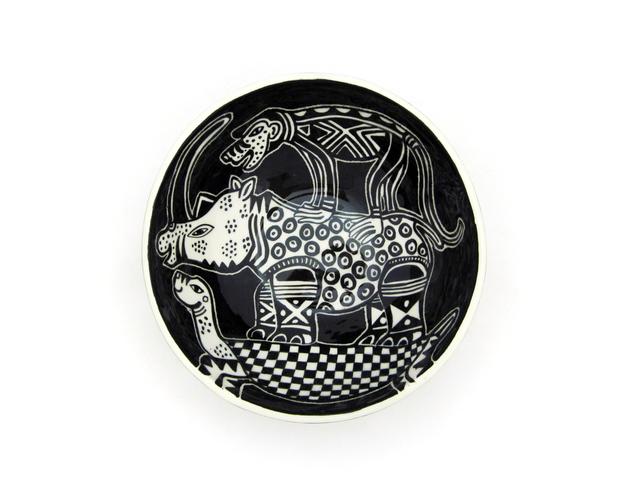 , 'Rhino bowl,' 2013, Eutectic Gallery