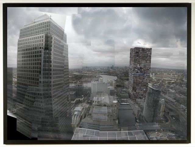 Kolkoz | Kolkoz Tower, London: Top floor HSBC Bank view