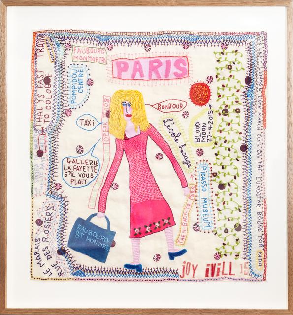 , 'Paris,' 2015, M Contemporary