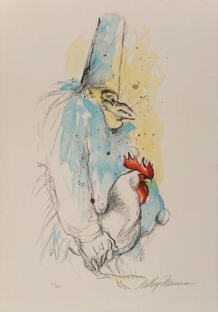 LeRoy Neiman, 'Punchinello', 1969, Heritage Auctions
