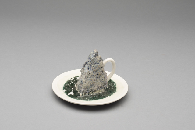 , 'Mountain Cup #9,' 1972, Hieronymus