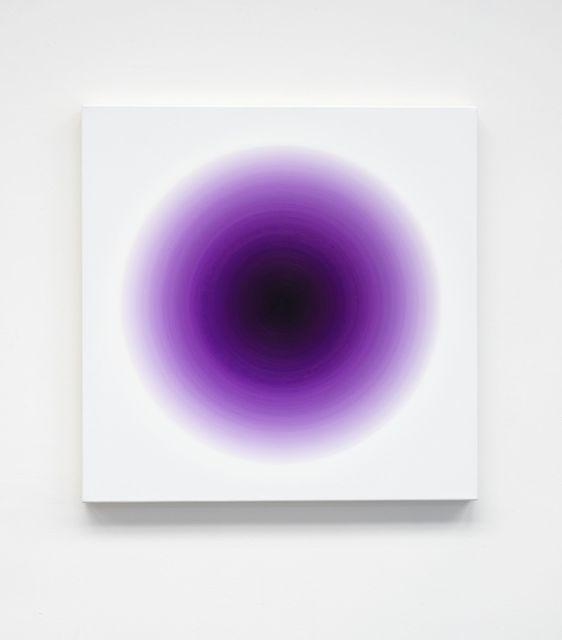 , 'Deep Blue Violet Pink Harmonic,' , Galería Hilario Galguera